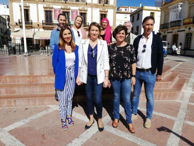 El PSOE-A reprocha que Casado venga a Andalucía para «tapar las vergüenzas de Moreno Bonilla y del PP con nuestra tierra»