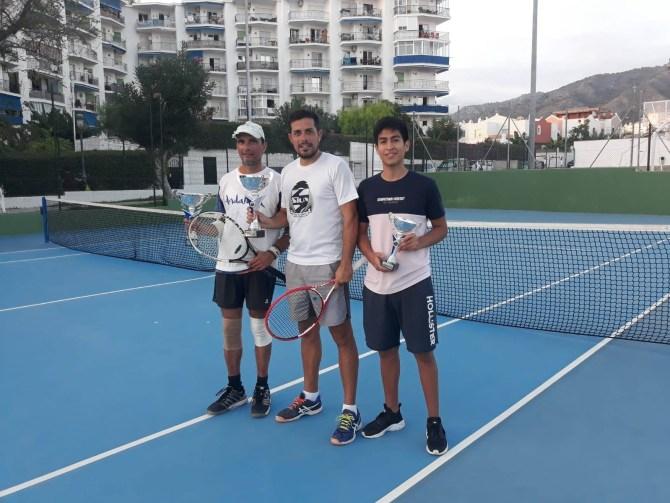 Éxito del Torneo de Tenis Individual en Nerja