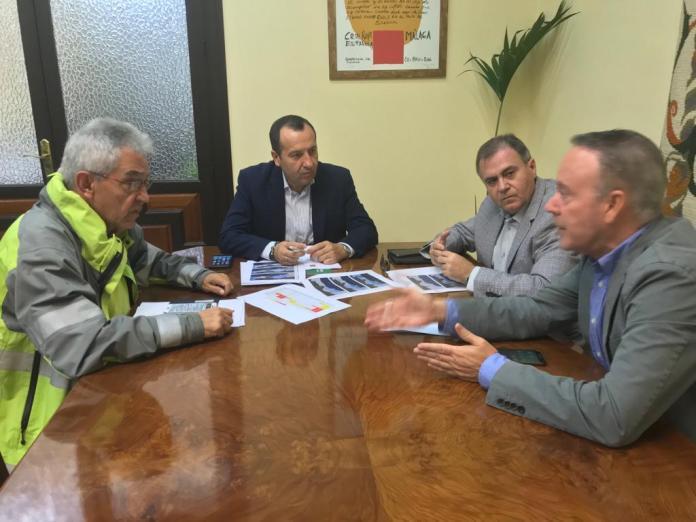 La Junta activa el Plan de Emergencies ante en riesgo de inundaciones en la provincia de Màlaga en situación 0