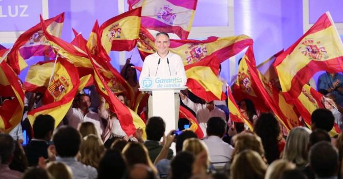 El PP destaca el auge y la ilusión del partido para impulsar un cambio real en Andalucía