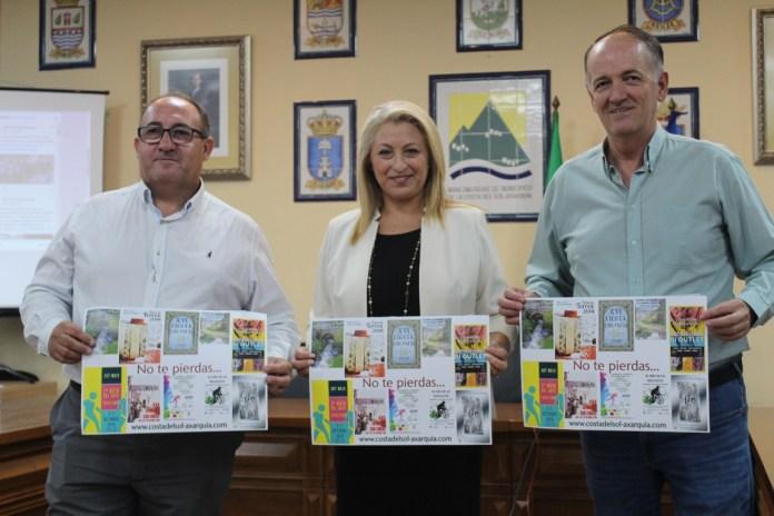 La web de la Mancomunidad Axarquía Costa del Sol promocionará todas las fiestas y actividades de la comarca