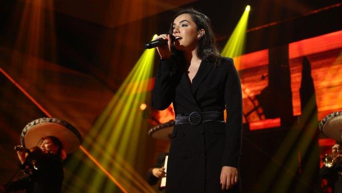 Marta Sánchez Sango cantará «Leave me alone» (1987), de Michael Jackson en la Gala 6 de Operación Triunfo