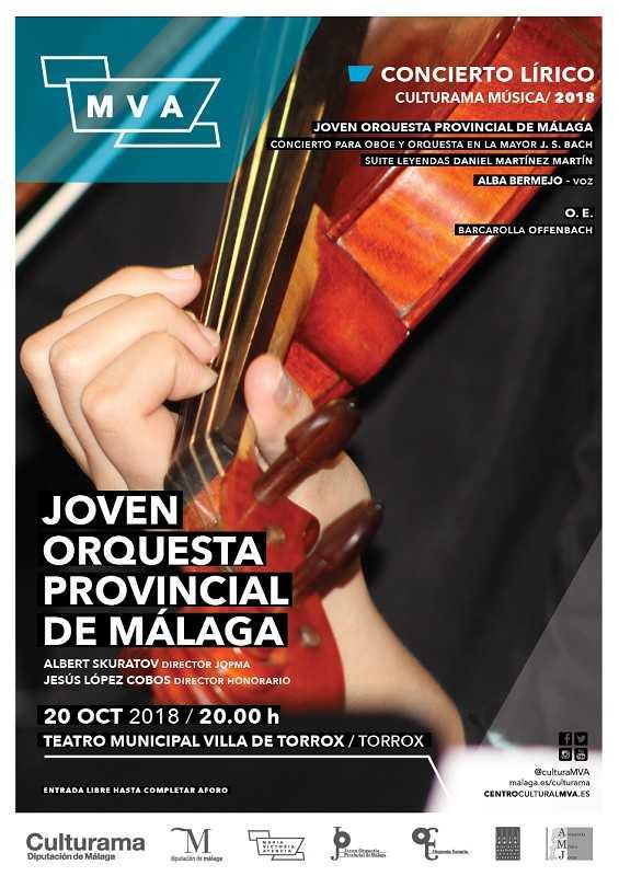 La música clásica regresa este octubre con la celebración de dos conciertos líricos en Alhaurín de la Torre y Torrox