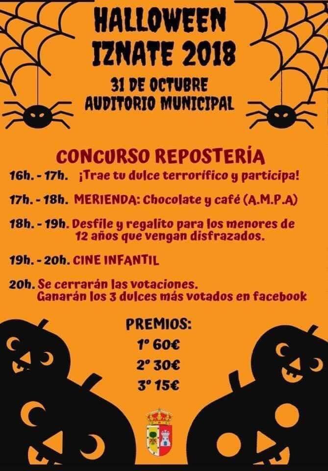 La comarca de la Axarquía se vuelca con la fiesta de Halloween