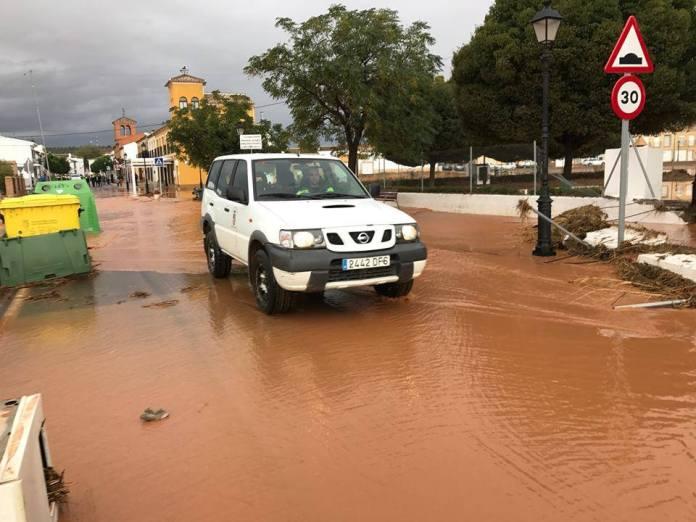 El Consorcio de Seguros cifra los daños por las lluvias en 30 millones de euros