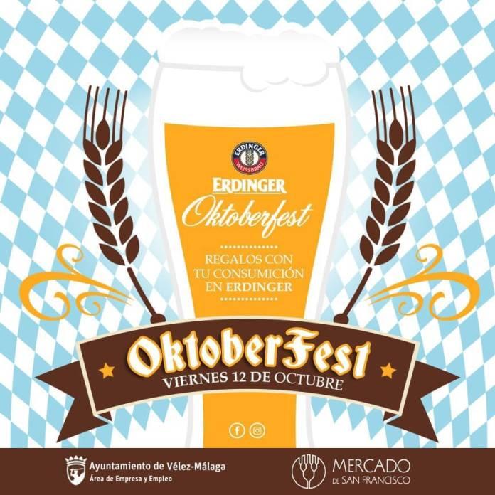 El Mercado de San Francisco de Vélez-Málaga acogerá la primera fiesta Oktoberfest