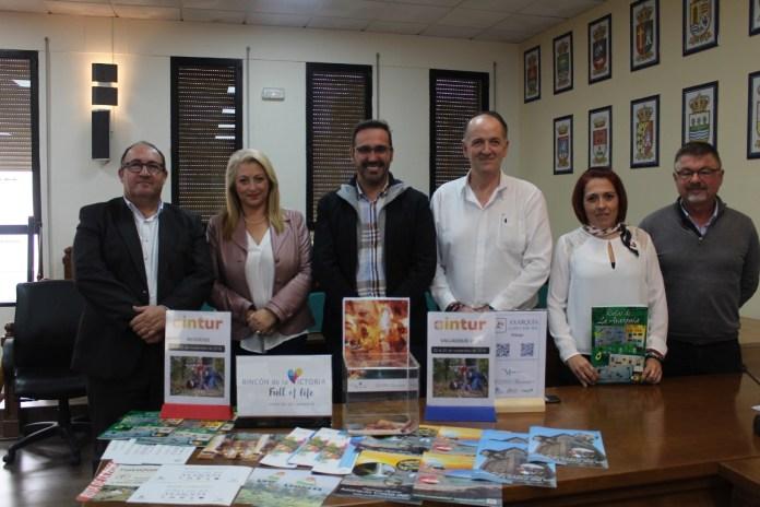 Los pueblos del interior de la Axarquía Costa del Sol tomarán protagonismo en la Feria Internacional de Turismo de Valladolid (INTUR)