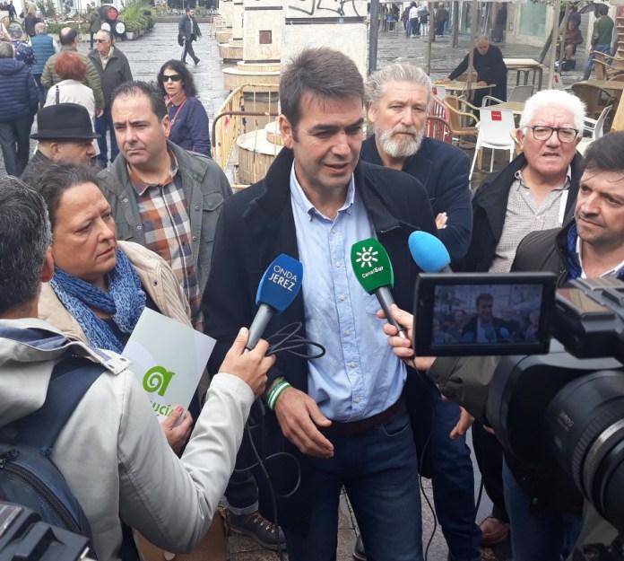 """""""El andalucismo llegará al Parlamento con Andalucía Por Sí"""""""