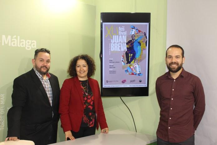 'El Pele', 'La Boterita' y Moisés y Fátima Navarro ponen el broche de oro al año Juan Breva en Vélez-Málaga