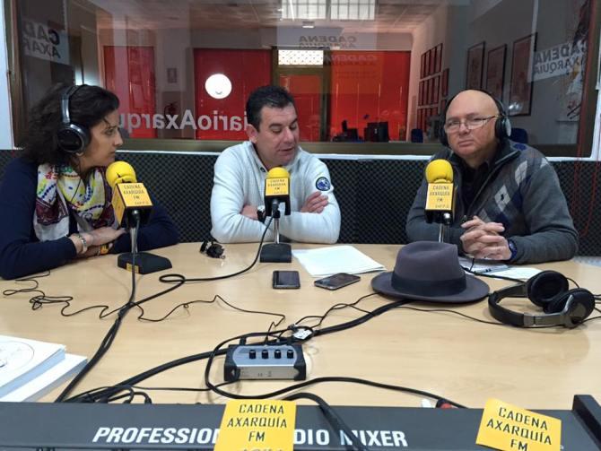 El equipo de DIARIO AXARQUÍA Y CADENA AXARQUIA FM, al que siempre atendió con cariño y profesionalidad, se une al dolor de amigos y familiares.