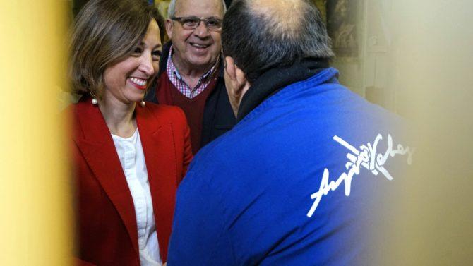 """Navarro garantiza que con Juanma Moreno de presidente """"habrá apoyo, aliento, y conciertos con todas las entidades que trabajan con personas con discapacidad""""."""