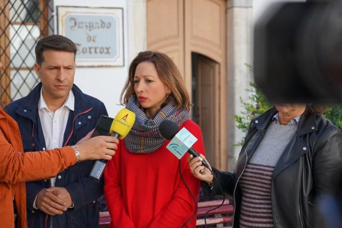 El PP destaca que los juzgados de Torrox son muestra del agotamiento del PSOE en la Junta