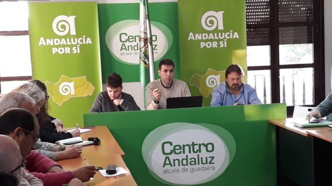 El partido de Andalucía suma nuevas adhesiones y crece en militancia.