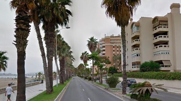 Atropello mortal en el Paseo Marítimo Pablo Ruiz Picasso de Málaga