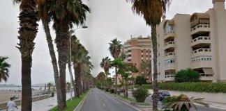 El atropello se ha producido en el Paseo Marítimo Pablo Ruiz Picasso de Málaga - GMAPS
