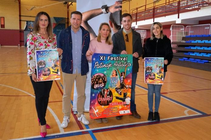 El Festival de Patinaje de Torrox recreará musicales y contará con la campeona del mundo Natalia Baldizzone