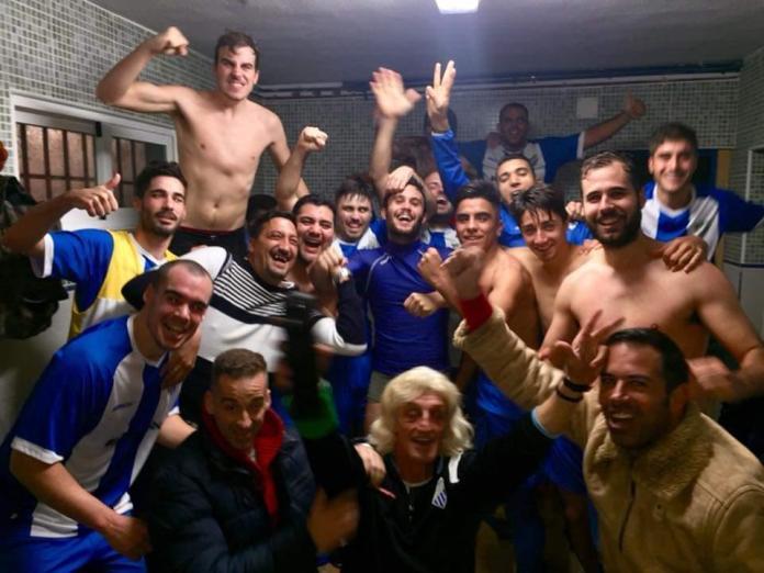 El Algarrobo de Parrado gana a la Unión Deportiva Torre del Mar (3-1)