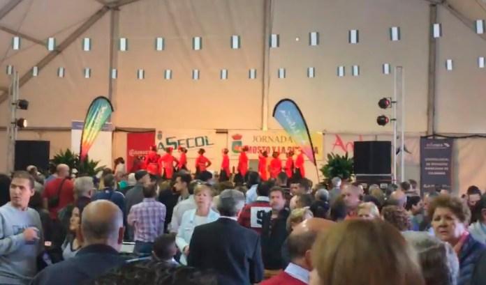Colmenarcelebra su XIX Fiesta del Mosto y la Chacina