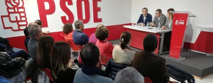 El PSOE suma fuerzas en la Axarquía para comenzar el trabajo de cara a las elecciones municipales