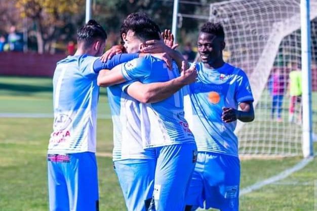 No pudo ser. El Vélez Club de Fútbol tuvo en su mano la victoria ante el Motril en el Escribano Castilla.