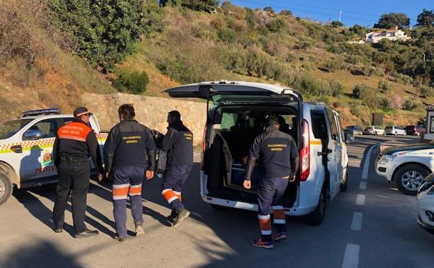 Los mineros dan comienzo a la fase final del rescate a Julen