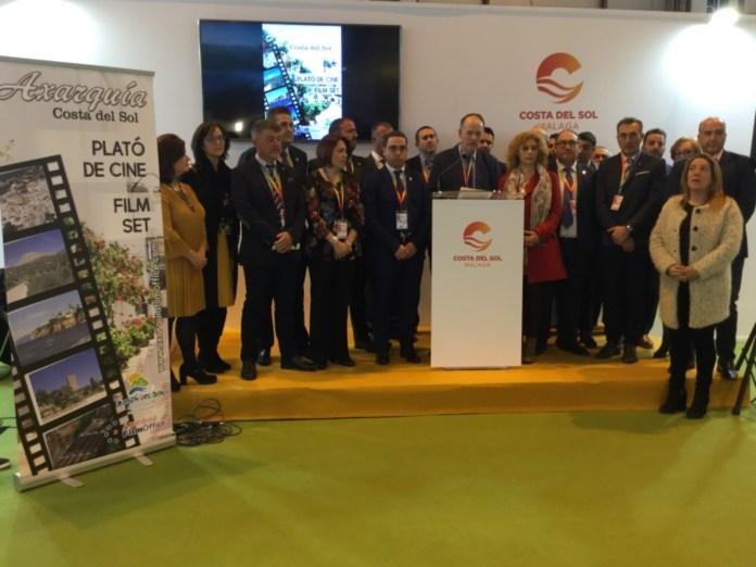 La Mancomunidad Axarquía Costa del Sol promoverá los rodajes en la comarca entre las productoras audiovisuales con la intención de atraer turistas