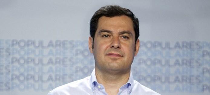 El debate de investidura de Juanma Moreno será el 15 y 16 de enero