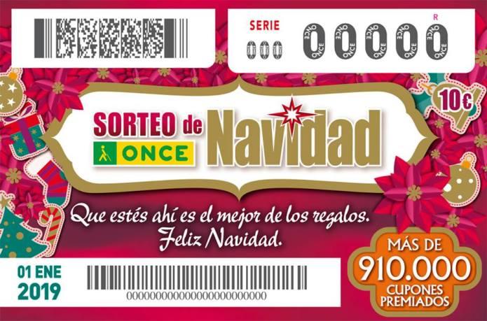 El Sorteo de Navidad de la ONCE reparte 120.000 euros en Málaga y 200.000 en Fuengirola
