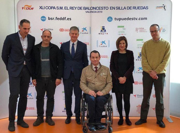 Amivel afronta este fin de semana la Copa del Rey BSR en Valencia