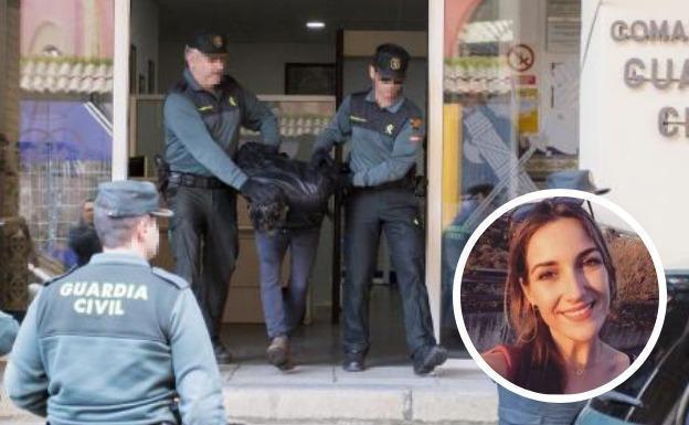 Bernardo Montoya cambia su versión y culpa a su expareja del asesinato de Laura Luelmo