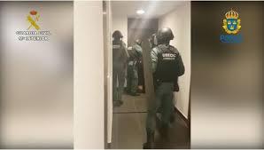 La Guardia Civil detiene a dos integrantes de una conocida organización criminal internacional