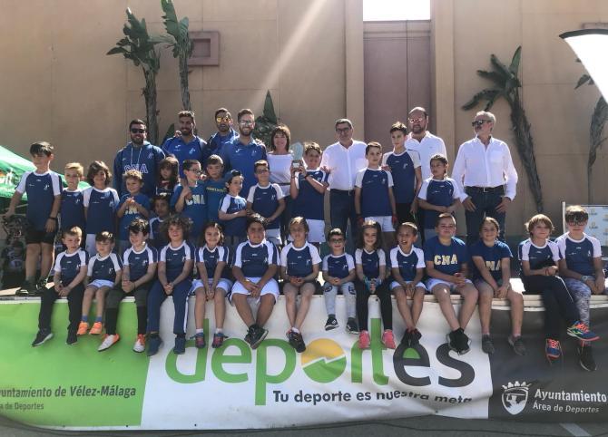Más de 5.000 participantes en el Día del Pedal de Vélez-Màlaga y Torre del Mar