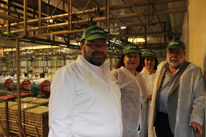 Andalucía contará con cuatro millones de euros para respaldar procesos de fusión e integración de entidades agroalimentarias