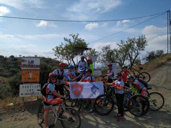 La Escuela de Ciclismo Rincón Sport Team sigue creciendo
