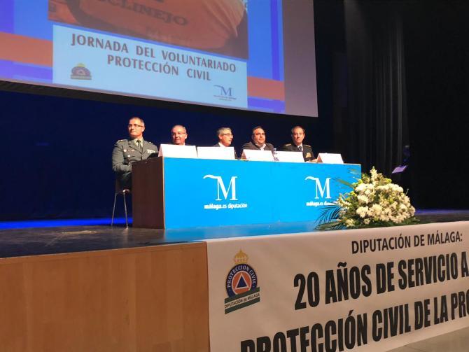 La Diputación entrega reconocimientos a entidades y personas por su labor en Protección Civil y seguridad ciudadana