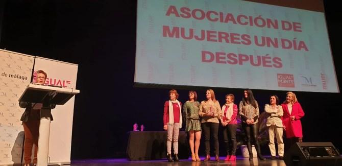 Torrox, Algarrobo y El Borge, doblemente, protagonistas en los premios 'Reconocidas' de la Diputación de Málaga