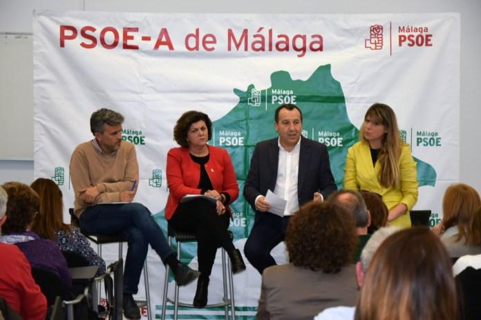 El PSOE destaca que su proyecto garantiza seguir avanzando en derechos y libertades para las mujeres frente a la involución de las derechas
