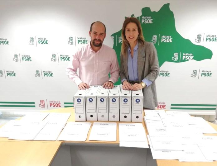 El PSOE presenta candidaturas en todos los municipios de la provincia y renueva a la mitad de sus candidatos a la alcaldía