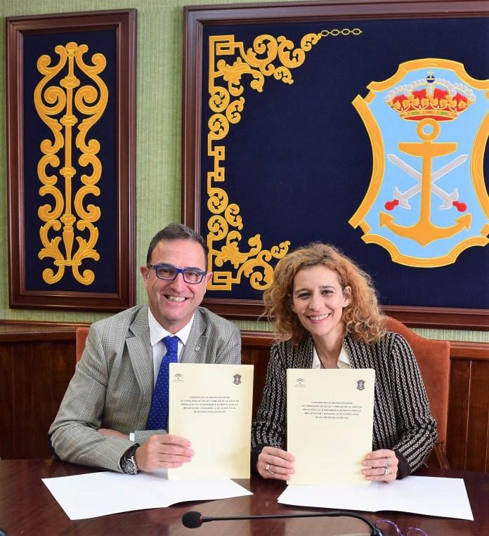 Nerja se adhiere así al Proyecto Red Local de Acción en Salud (Relas), destinado a promover acciones integrales de salud entre la ciudadanía.