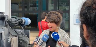 La directora del Instituto Andaluz de la Mujer (IAM), Mercedes Sánchez Vico.