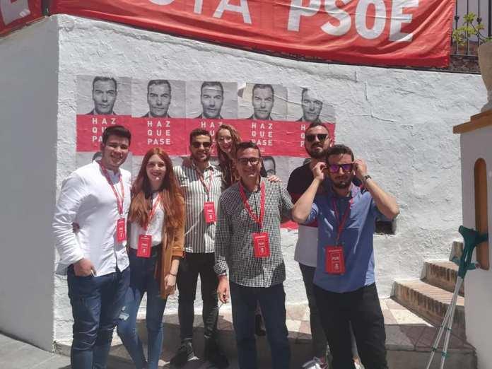 El PSOE gana las Elecciones Generales en toda la Axarquía menos en Canillas de Albaida, que gana el PP
