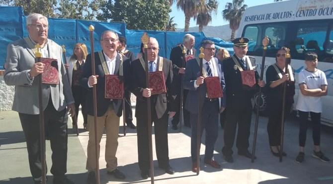 Asprovélez y ANNE Axarquía celebran su procesión