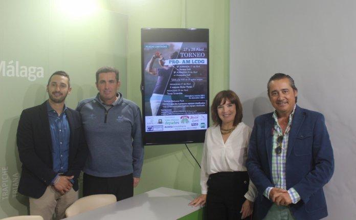 El Ayuntamiento de Vélez-Málaga presenta un Torneo Nacional de Golf