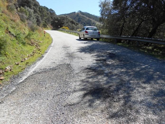La Diputación adjudica por 2,5 millones de euros el arreglo de diez carreteras para paliar daños por temporales