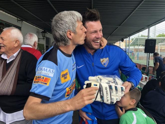 Los Forever y el Málaga Genuine, juntos en el RETTorneo Solidario