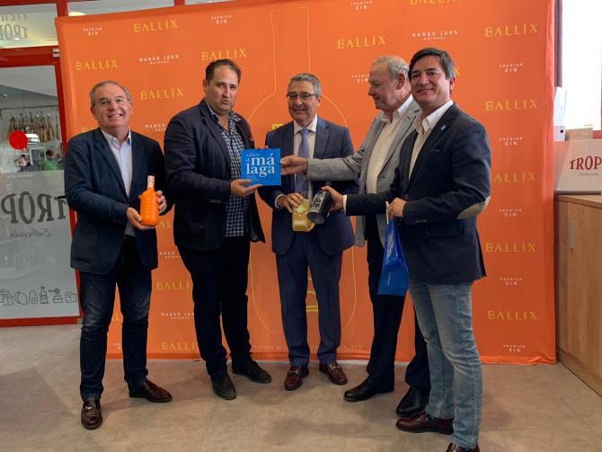 La familia de 'Sabor a Málaga' da la bienvenida a nuevos productores y restaurantes de la Axarquía