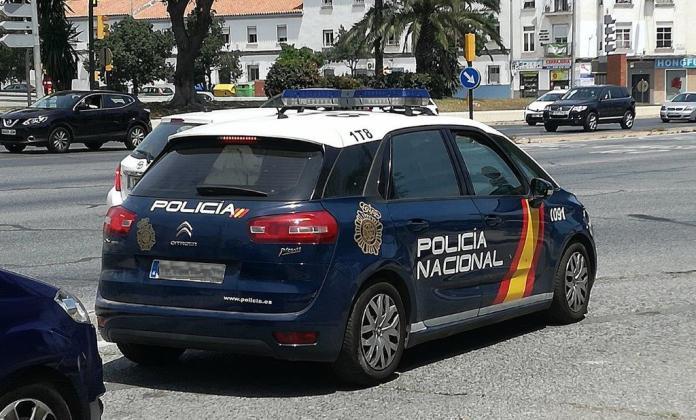 La Policía Nacional detiene a un hombre por el robo en un gimnasio tras forzar su acceso con un bolardo en Mijas