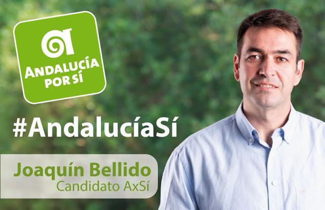 AxSí sigue creciendo y trabajando para que Andalucía tenga voz y voto