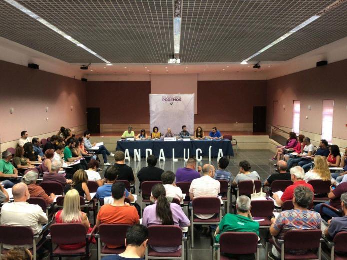 """Pérez Ganfornina llama a un encuentro de Adelante Andalucía para """"consolidar"""" el espacio de unidad"""