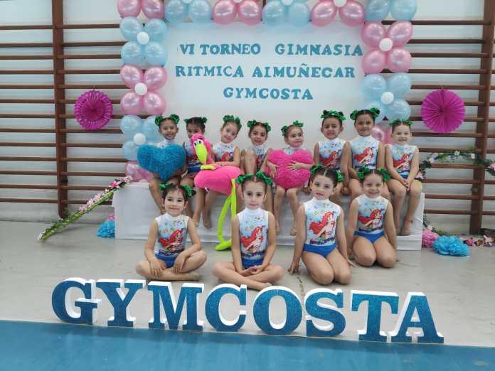 Gymcosta Nerja participa en el IV Torneo Gimnasia Rítmica Almuñécar